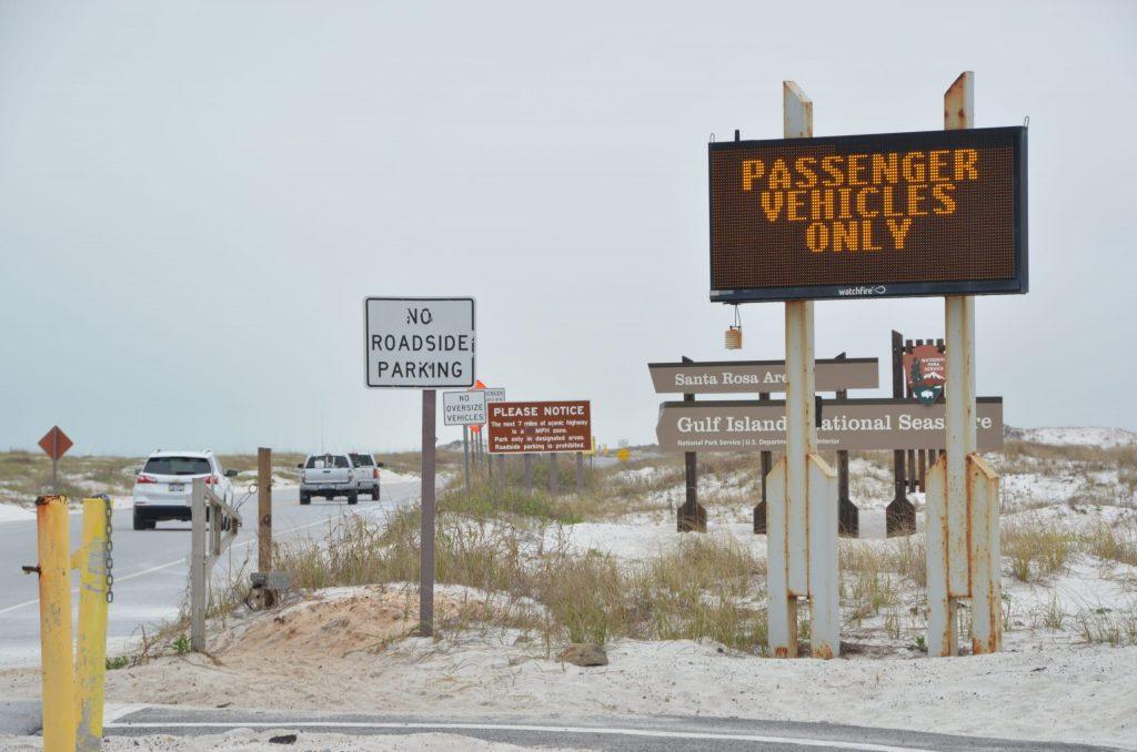 Navarre Beach, Pensacola Beach connected again