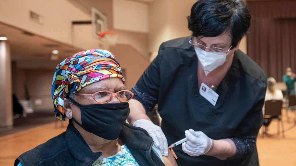 Community Health removing barriers to vaccine for medically vulnerable of all ages