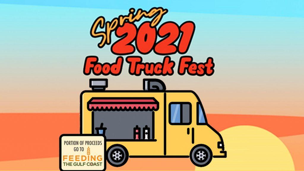 Pensacola Food Truck Fest - April 11