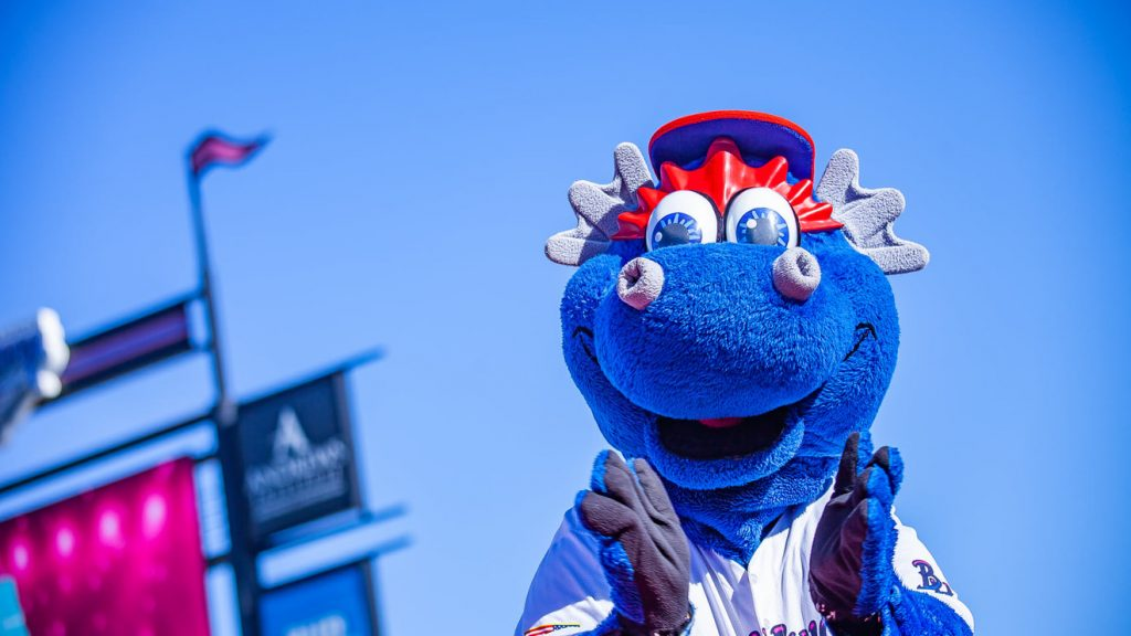 Pensacola Blue Wahoos look to fill role for 'Kazoo' mascot