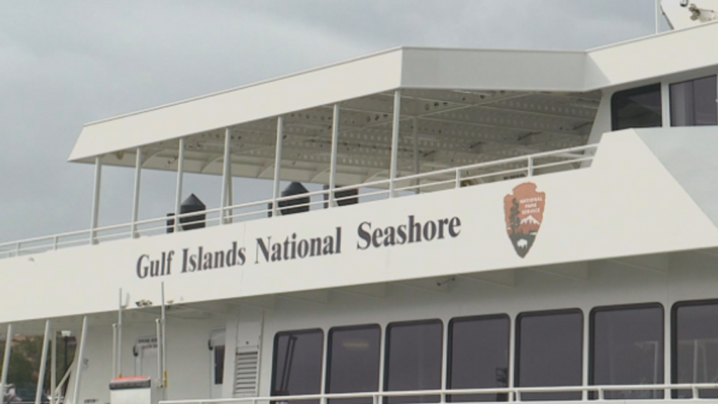 Pensacola Bay Cruises hope to begin daily ferry service to the beach next week