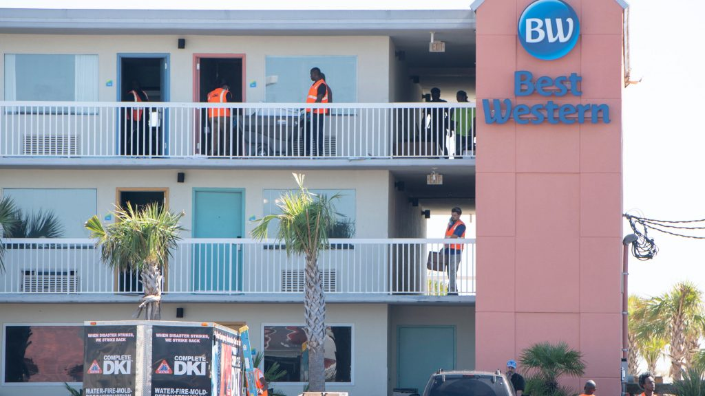 Best Western on Pensacola Beach to be torn down, rebuilt as resort after hurricane damage