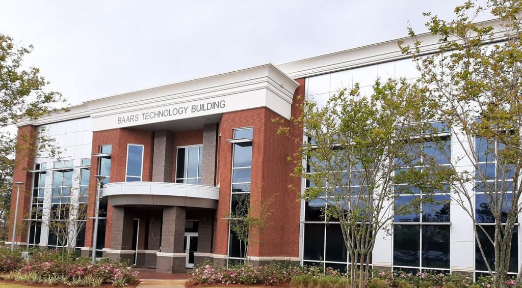 Baars Tech Building Open For Business At PSC