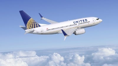 United Airlines set to begin new service from CVG to four new leisure destinations