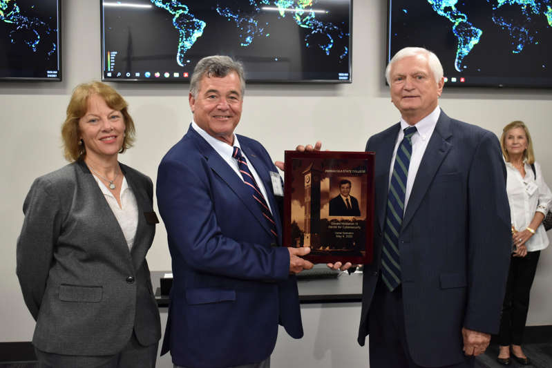 Pensacola State College dedicates new cybersecurity center, including cyber warfare range