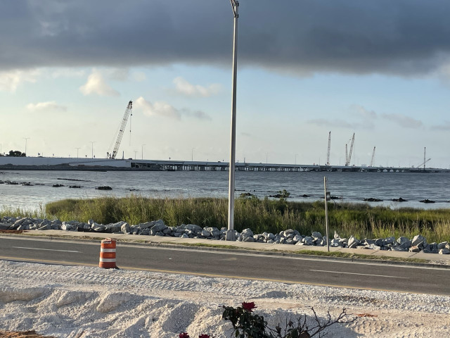 Pensacola Bay Bridge reopens after eight month closure