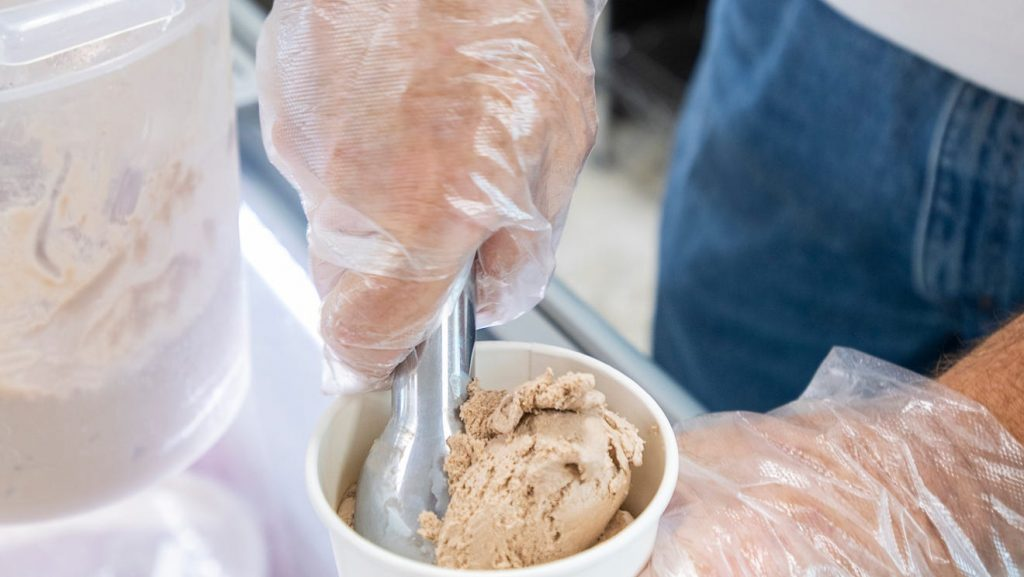 Mr C.'s Homemade Ice Cream on Old Palafox Highway makes unique and fun flavors in house
