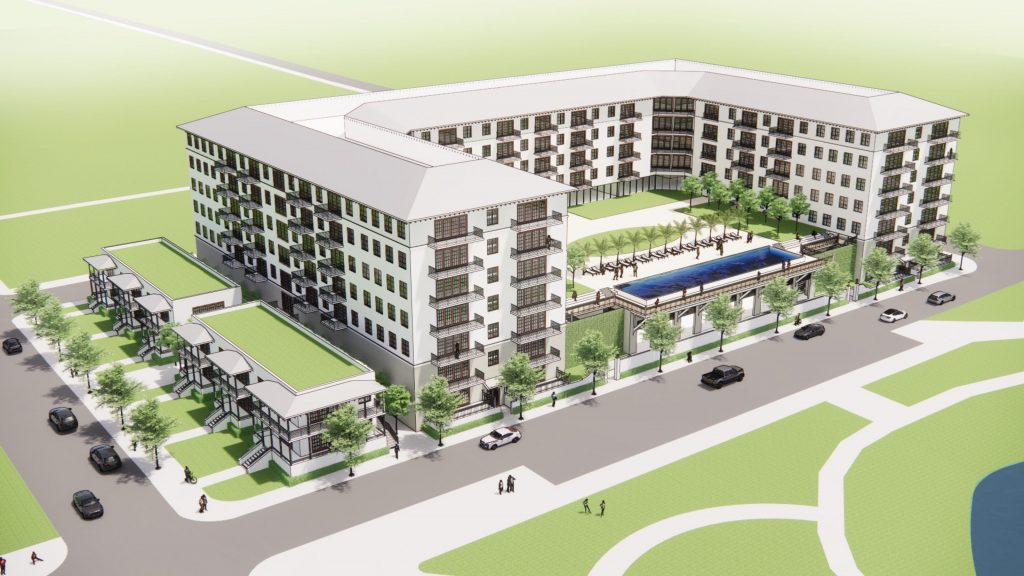 Hawkshaw developers want to shift away from retail, build 200 apartments downtown