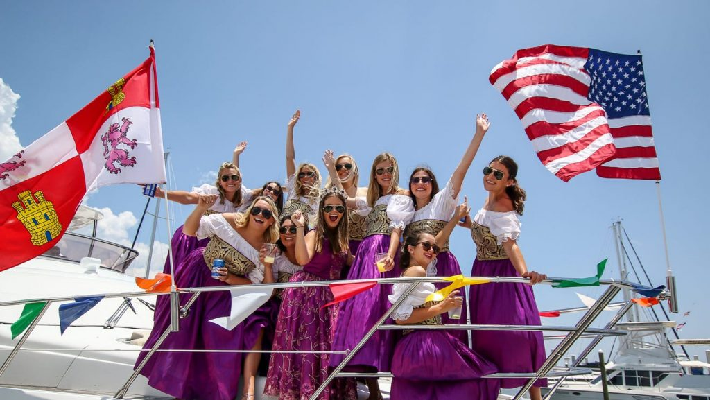 Fiesta of Five Flags returns Wednesday with 'surrender of Pensacola' at Seville