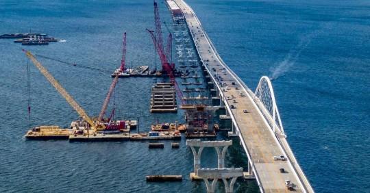 Expect Nightly Lane Closures On The Pensacola Bay Bridge