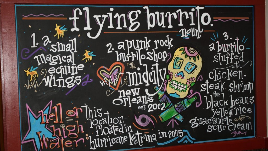 New Orleans-based Juan's Flying Burrito restaurant to open two Pensacola locations