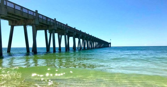 Pensacola Beach Fishing Pier Expected To Open In Two Weeks After Repairs