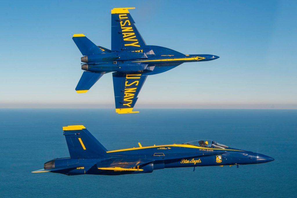 Pensacola Beach Air Show full schedule released