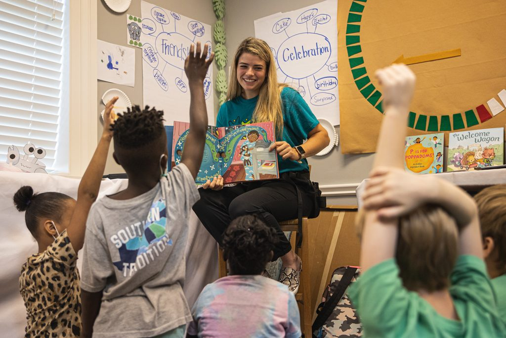 'Freedom School' empowers young students through literacy and cultural education