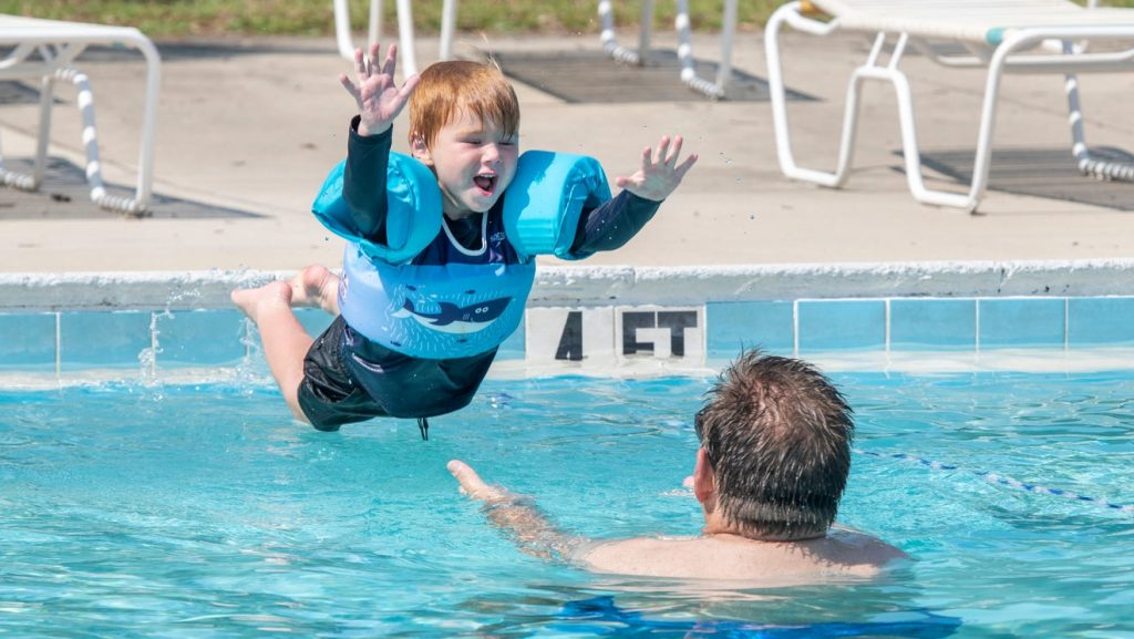 These 6 Escambia, Santa Rosa County splash pads can help you beat the heat this summer