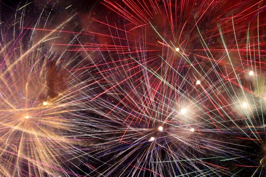 Where To Find Fireworks Shows On The Fourth (And The Third)