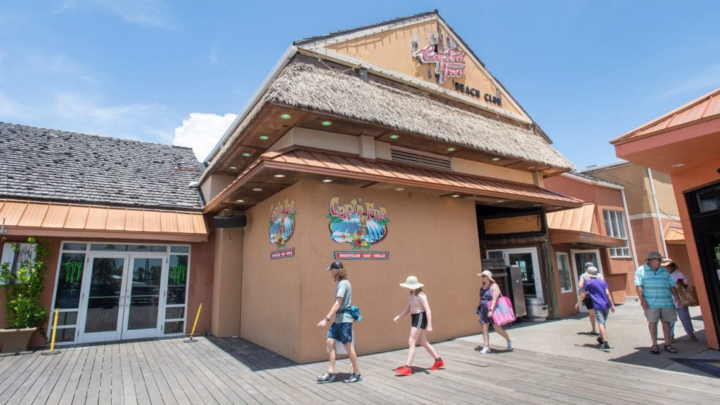 Pensacola Beach Boardwalk changes: Capt'n Fun bar closes, second Ron Jon planned