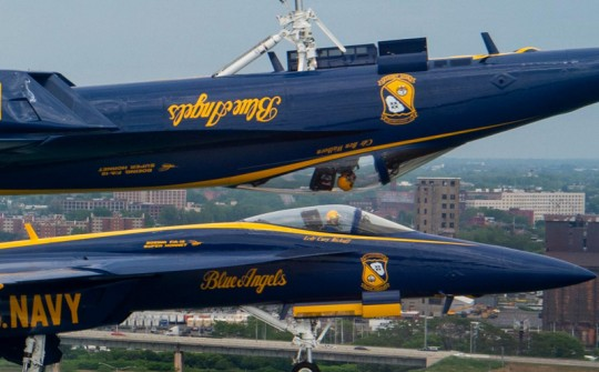 Make Your Plans: Schedule Announced For Pensacola Beach Blue Angels Show