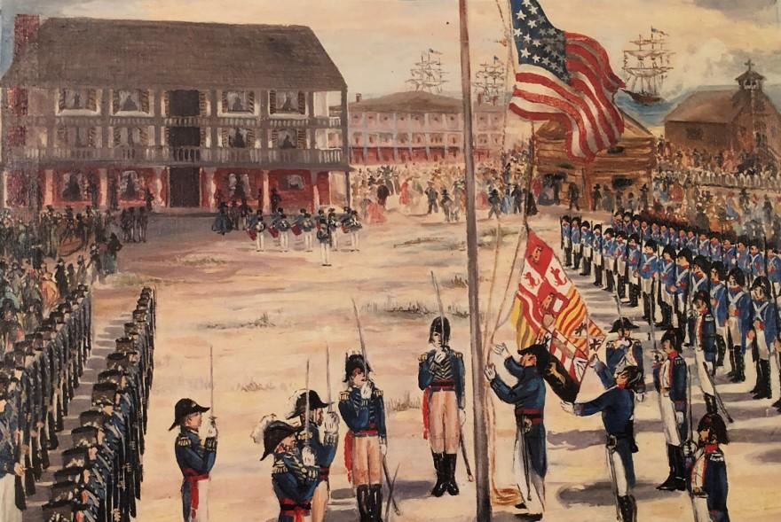 Bicentennial Spotlight: Florida Joins U.S. in Historic 1821 Ceremony