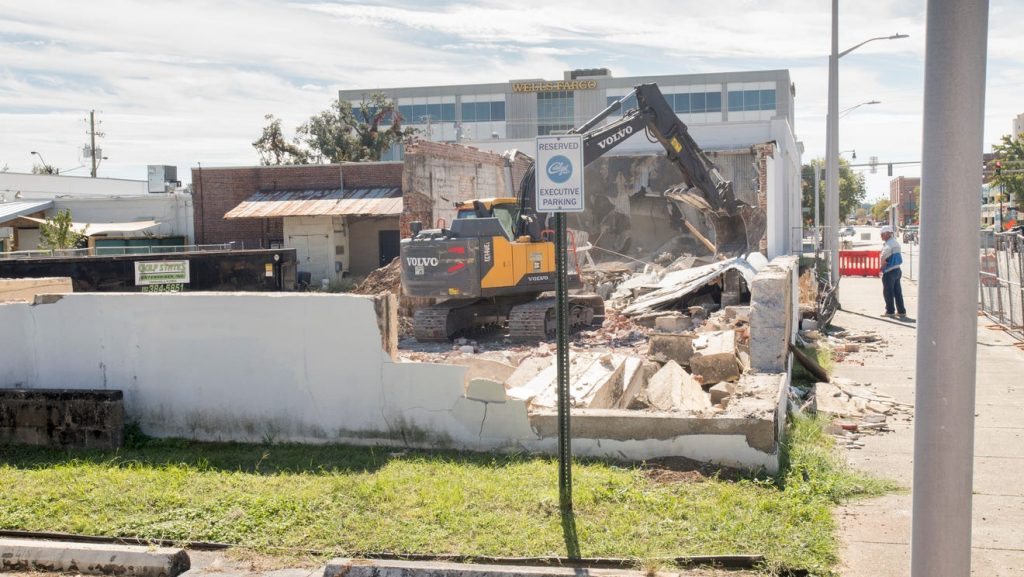 Reynalds Music House to be torn down, replacement building coming to East Garden District