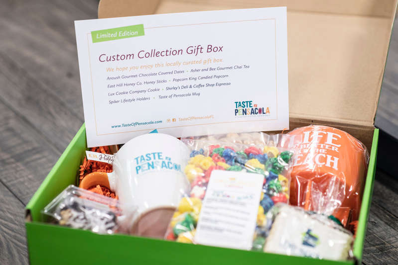 'Taste of Pensacola' gift box features local makers and artisans