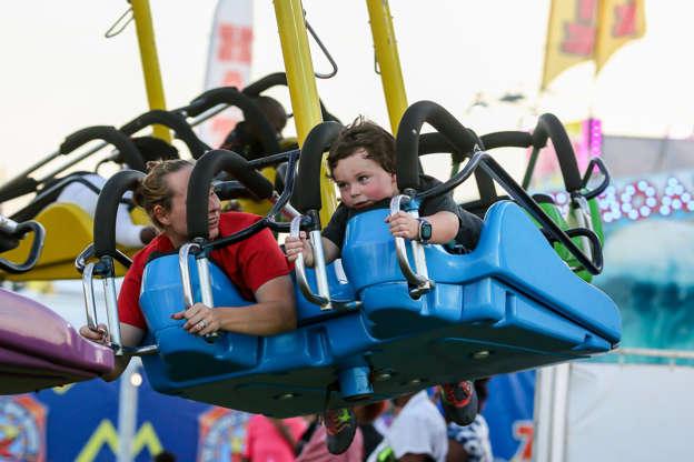 Country star Rodney Atkins will headline this year's Pensacola Interstate Fair