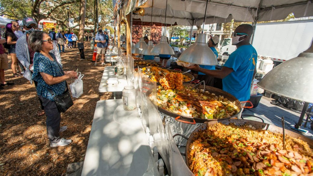 Pensacola Seafood Festival returns Friday. Here's everything you need to know.