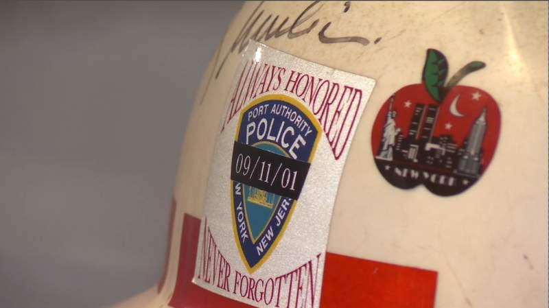 Exhibit at Pensacola museum memorializes artifacts from ground zero