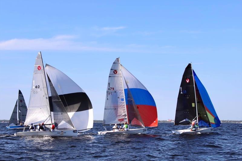 Bushwhacker Cup adds Melges 24 Gulf Coast Championship