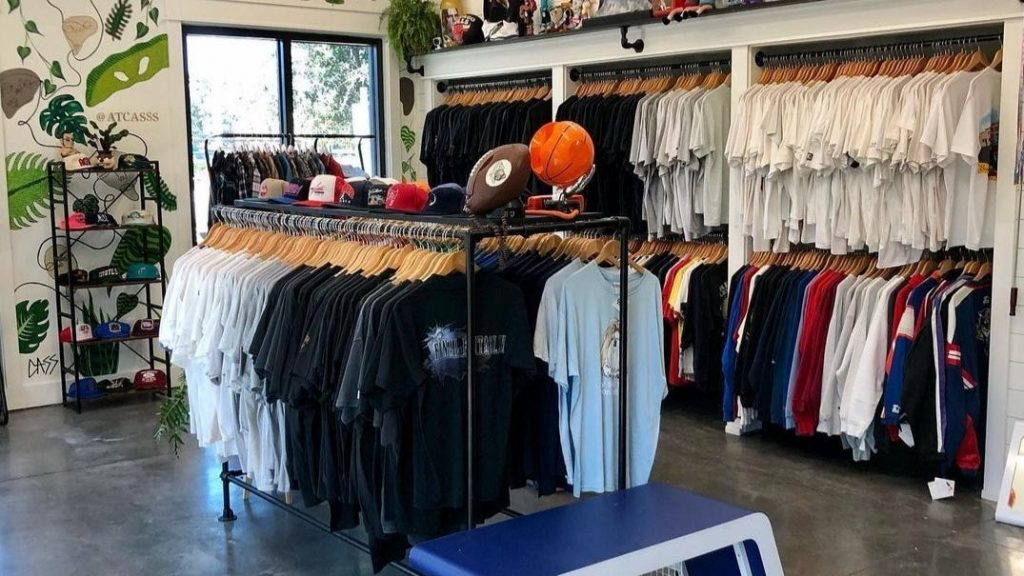 Garden Street Vintage offers eclectic mix of vintage streetwear | New Business