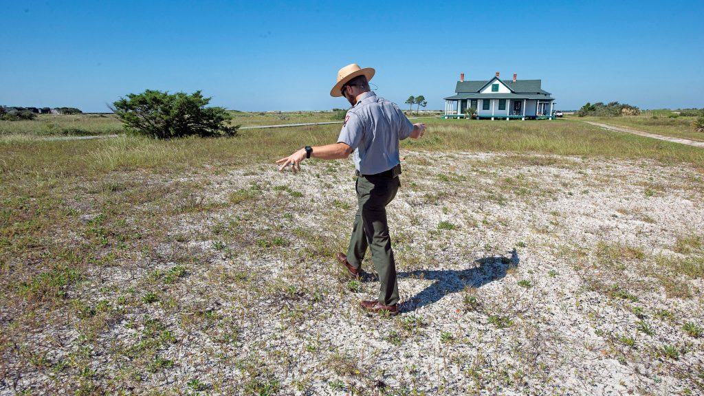 'Fighting for freedom': Pensacola Pass earns Underground Railroad status