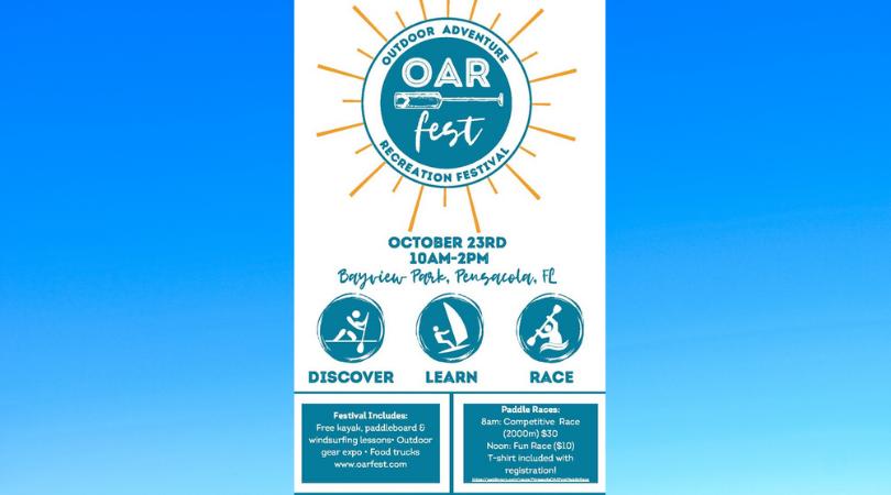 New festival highlights outdoor fun around Pensacola
