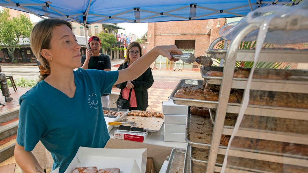 Between the hustle and the sweet spots in life, Pensacola couple launches donut shop