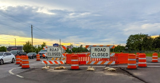These Are The Road Constructions Spots That Might Slow You Down This Week