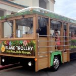 Pensacola Beach to offer free trolley service for Blue Angels Homecoming Air Show
